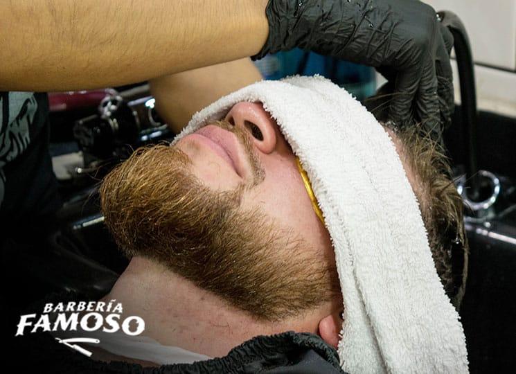 Mi franquicia - Barbería el Famoso tratamiento facial
