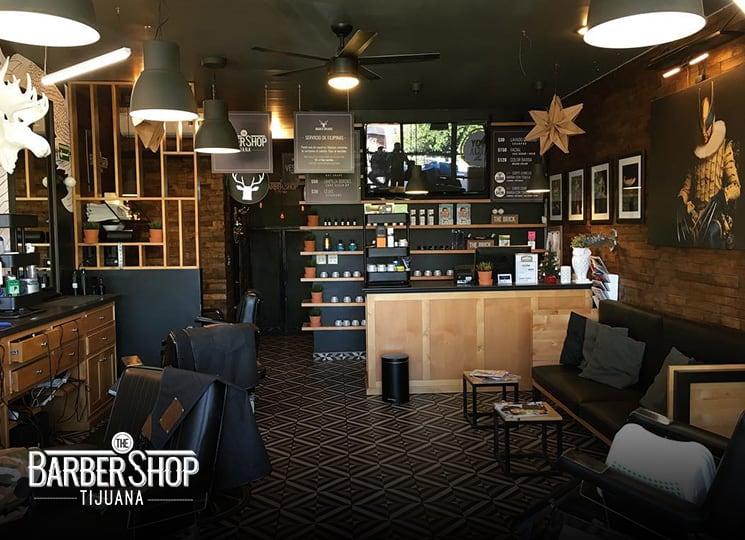 Mi franquicia - The BarberShop instalaciones