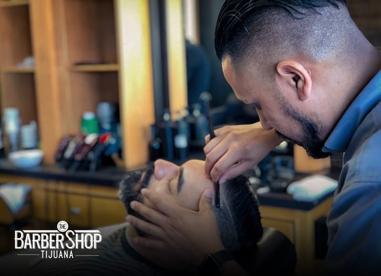 Mi franquicia - The BarberShop cortes