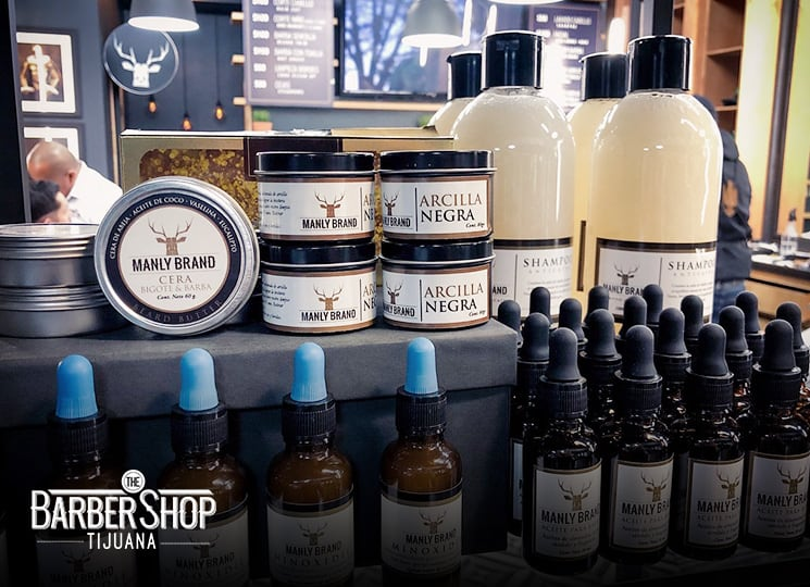 Mi franquicia - The BarberShop productos