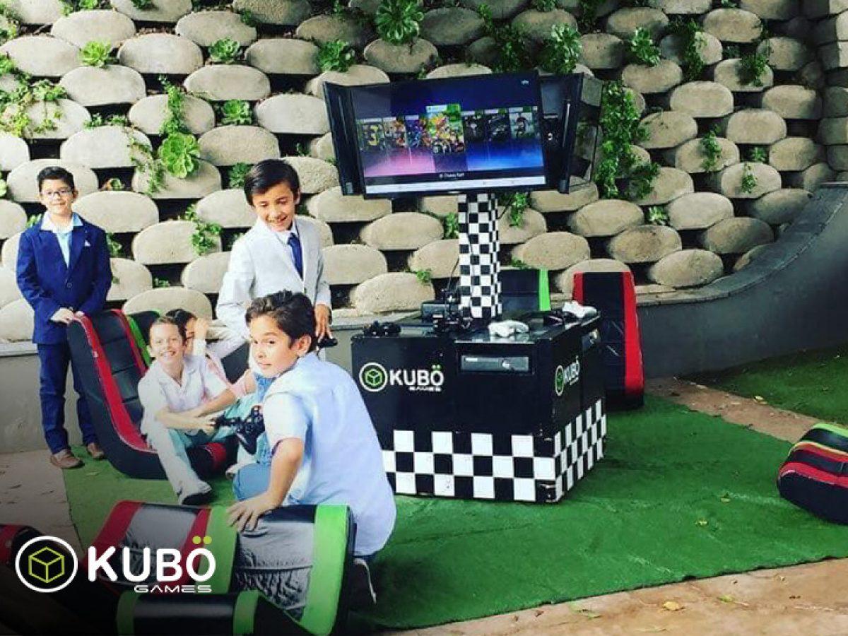 Mi franquicia México - Instalaciones del Kubo Games